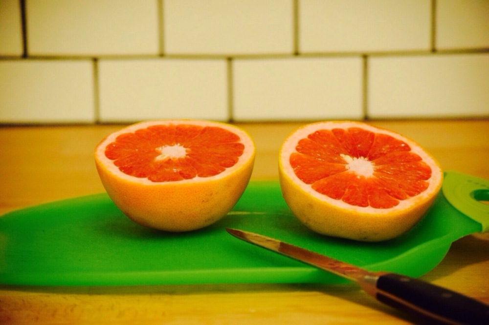 grapefruit-halves