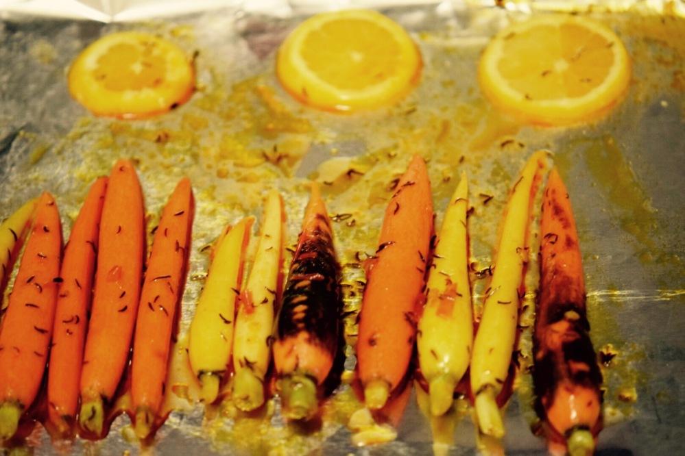 harrisa-and-black-cumin-rainbow-carrots